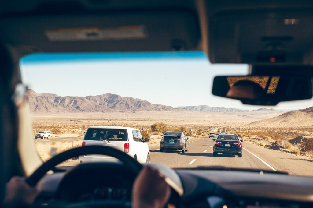 Cars on the road need auto insurance